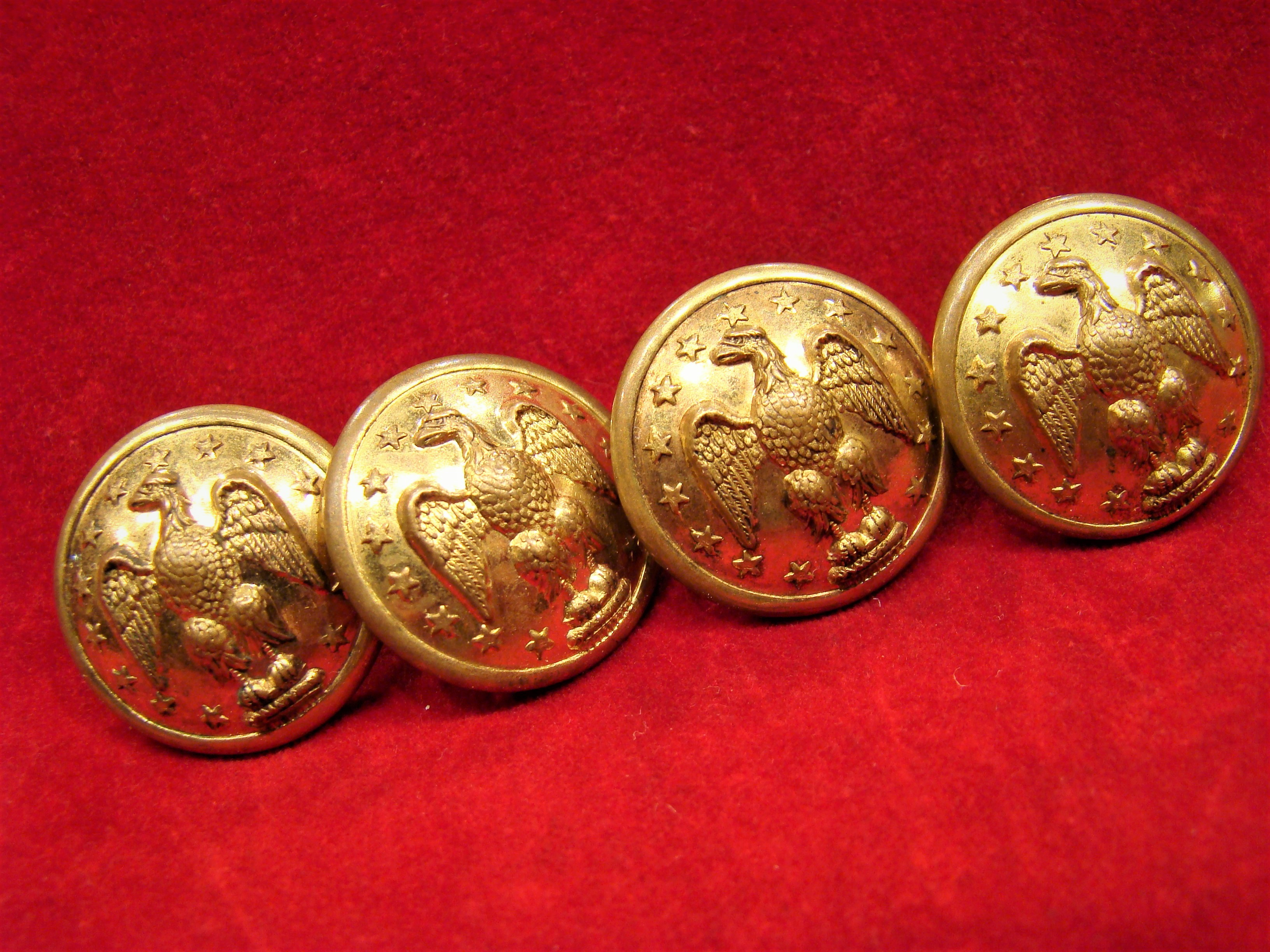 Confederate Buttons - Army of Tennessee Relics | Confederate