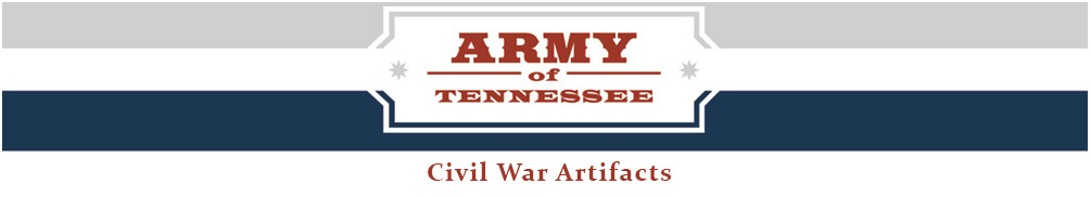 Army of Tennesee Civil War Relics Authentic